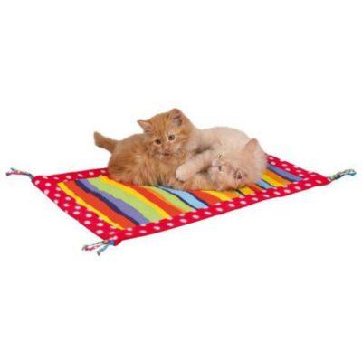 Игровой шуршащий коврик TX-45632 для котят 55х37см