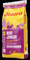 Josera (Йозера) mini junior мини юниор для собак с уткой и лососем