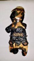 Комбинезон для собак «King» 77917