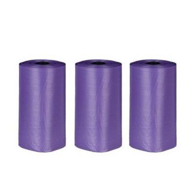 Набор уборочных пакетов с ручками Трикси (Trixie), размер М