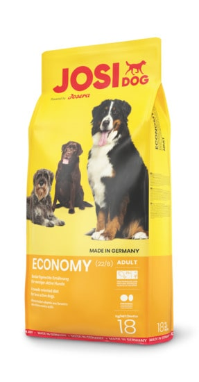 Josera Йозера JOSI DOG ECONOMY ЙозиДог Эконом корм для собак 15кг