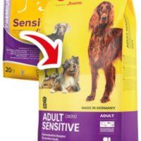 Josera Йозера Premium Josi Dog ЙозиДог Adult Sensitive Эдалт Сенситив корм для собак с чувствительным пищеварением 78182