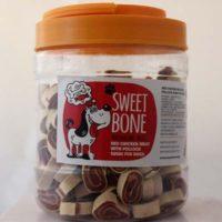 Sweet Bone (Свит Бон) рулетики, мясо курицы и сайда 500г (137-145шт)
