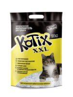 Kotix (Котикс) силикагелевый наполнитель для кошачьего туалета, 10 л