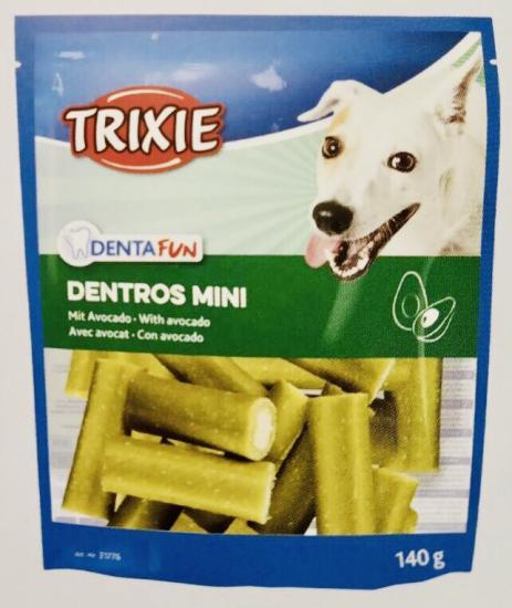 Лакомство Denta Fun Tx-31776 Трикси от зубного камня с авокадо 10шт