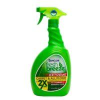 TropiClean Тропиклин спрей для удаления пятен и запаха с твердых и мягких поверхностей 946мл