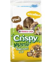 Корм для хомяков, крыс и других грызунов Верселе Лага Криспи Хамстер с витамином Е (VL Crispy Hamster) 0,4 кг