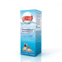 Лосьон глазной Клини (Cliny) для собак и кошек, 50 мл