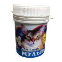 Кормовая добавка Лакки Мультивит для кошек, с различными вкусами