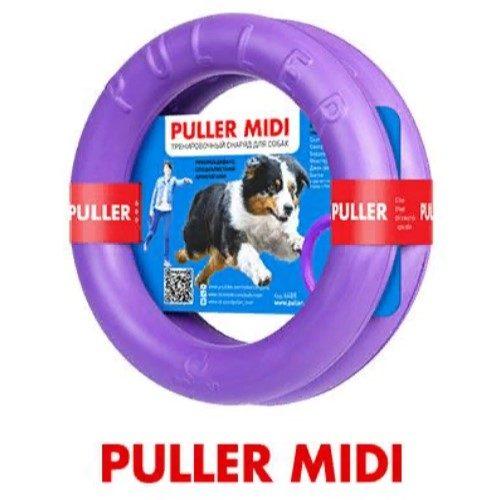Пуллер Миди (Puller Midi) для собак средних и крупных пород, 19,5 см
