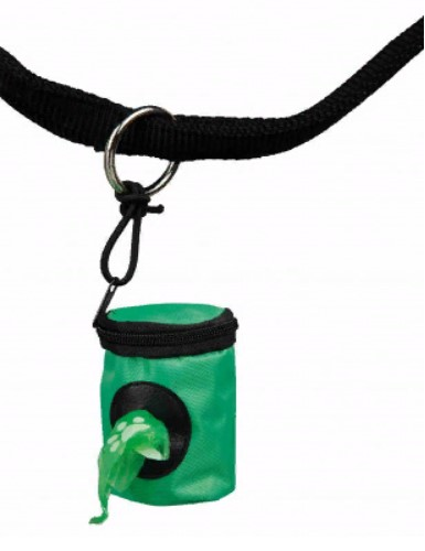 Брелок-тубус для уборочных пакетов Трикси (Trixie) из нейлона