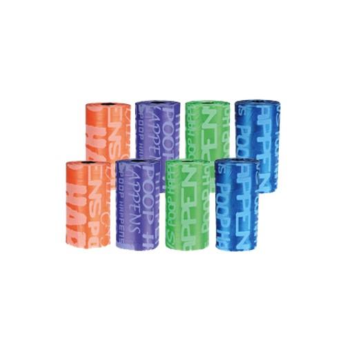 Набор уборочных пакетов для контейнера Трикси (Trixie), размер М