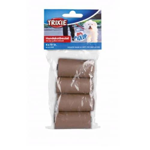 Набор быстроразлагающихся уборочных пакетов Трикси (Trixie), размер М