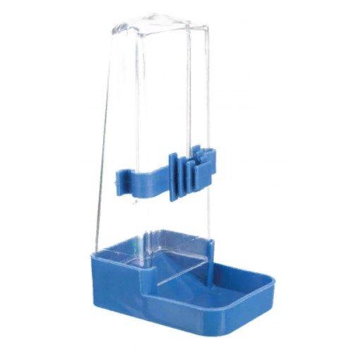 Кормушка-поилка пластиковая Трикси (Trixie) для птиц, 200 мл