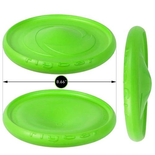 Двусторонняя летающая тарелка Флайбер (Flyber) для собак
