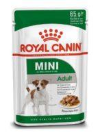 Влажный корм Роял Канин Мини Эдалт (Royal Canin Mini Adult) для собак мелких пород