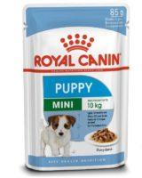 Влажный корм Роял Канин Мини Паппи (Royal Canin Mini Puppy) для щенков мелких пород