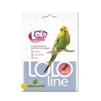 Витамины для волнистых попугаев Лолопетс Чик-Чирик (Lolopets Lololine Chit-Chat) для развития разговора