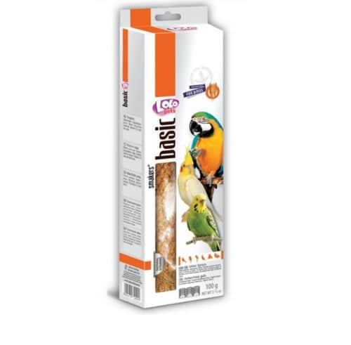 Сенегальское просо для птиц Лоло петс (Lolo pets)
