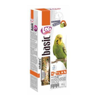 Колосок-лакомство для волнистых попугаев с киви Лоло петс (Lolo pets Kiwi Smakers)