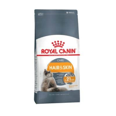 Сухой корм Роял Канин Хэйр Энд Скин Кэа (Royal Canin Hair and Skin Care) для котов, на развес от 1 кг