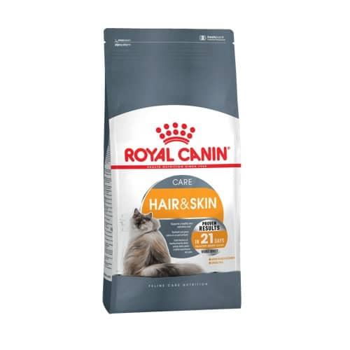 Сухой корм Роял Канин Хэйр Энд Скин Кэа (Royal Canin Hair and Skin Care) для котов, на развес от 1 кг