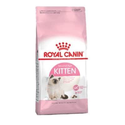 Сухой корм Роял Канин Киттен (Royal Canin Kitten) для котят 4 до 12 месяцев