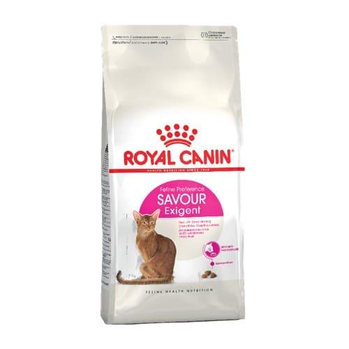 Сухой корм Роял Канин Сейвор Эксиджент (Royal Canin Savour Exigent) для котов, на развес от 1 кг