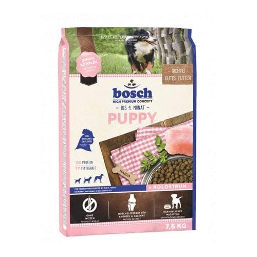 Сухой корм Бош Паппи (Bosch Puppy) для щенков, возрастом от 3 недель