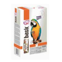 Корм для больших попугаев Лоло петс (Lolo pets food big parrots)