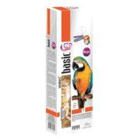 Колосок-лакомство для больших попугаев Лоло петс (Lolo pets food big parrots) с орехами и кокосом