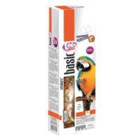 Колосок-лакомство для больших попугаев Лоло петс (Lolo pets food big parrots) с фисташками