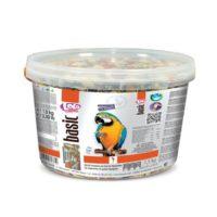 Корм для больших попугаев Лоло петс (Lolo pets food big parrots), ведро