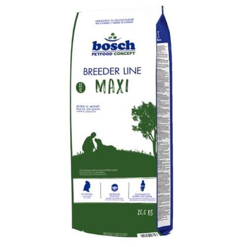 Сухой корм Бош Бридер Макси Эдалт (Bosch Breeder Maxi Adult) для собак крупных пород