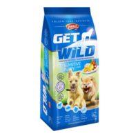 Сухой корм для щенков Панзи ГетВайлд Паппи Сенситив (Panzi Get Wild Puppy Sensitive Lamb) ягненок