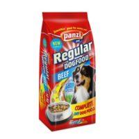 Сухой корм для собак Панзи Регуляр Эдалт (Panzi Regular Adult Beef) ягненок