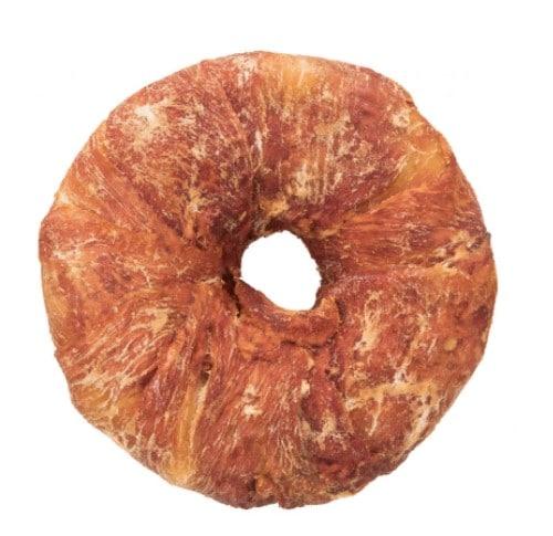 Жевательное кольцо – лакомство с уткой Трикси Дента Фан TX-31333 (Trixie Duck Chewing Ring), 10 см