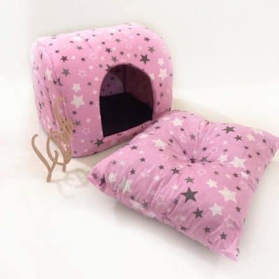 Мягкое место, куб для собак и кошек ЛПетс (LPets), 37х37х37 см