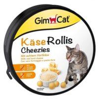 Сырные ролики (роллы), витамины-лакомства Джимкет (GimCat Kase Rollis), 200 гр