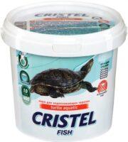 Корм для водоплавающих черепах Кристель (Cristel Turtle Aquatic), 1 л
