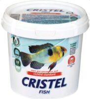 Корм для цихлидных рыб Кристель (Cristel Cichlid Standard), 1 л