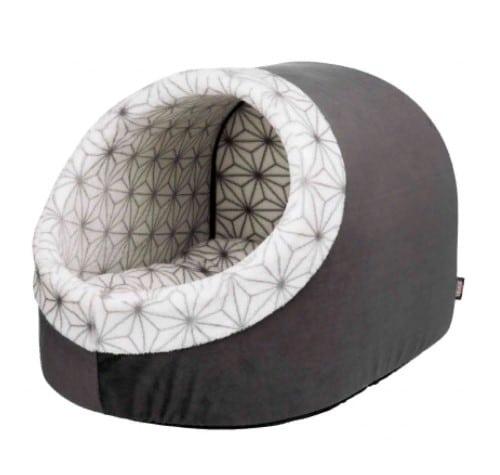 Лежак, теплая пещера для собак/кошек Трикси TX- 36858 (Trixie Diamond Cuddly Cave) 38*33*45 см