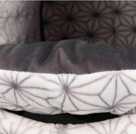 Лежак, теплая пещера для собак/кошек Трикси TX- 36858 (Trixie Diamond Cuddly Cave) 38*33*45 см 82175