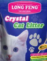 Наполнитель для кошачьего туалета силикагель Crystal (Кристалл) 18 л