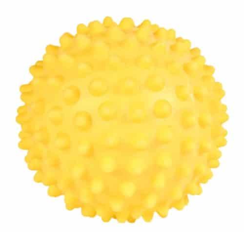 Виниловый мяч для собак с массажными шипами Трикси TX-3419 (Trixie), 16 см