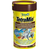 Корм в хлопьях для всех видов рыб Тетрамин (TetraMin), 100 мл