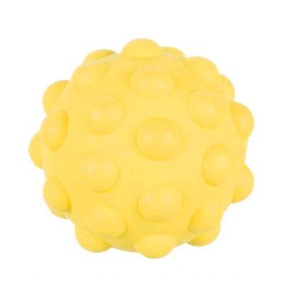 Резиновый мяч для собак с высокочастотным звуком Трикси TX-34851-34853 (Trixie), разный диаметр