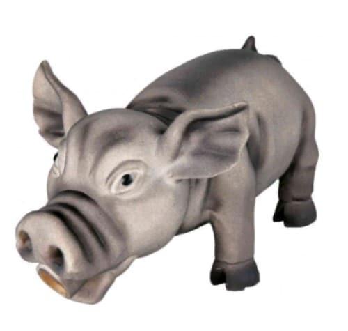 Хрюкающая свинья, поросенок-игрушка для собак латексная Трикси TX-35496-35491 (Trixie), разной длинны