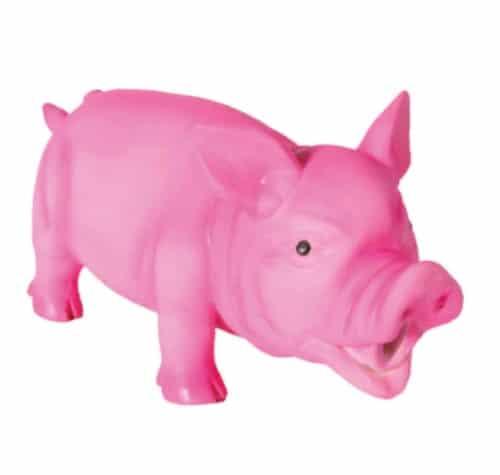 Хрюкающая свинья, поросенок-игрушка для собак латексная Трикси TX-35496-35491 (Trixie), разной длинны 82280