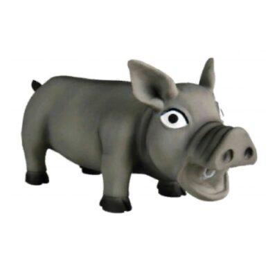 Игрушка для собак, хрюкающая свинья, поросенок Трикси TX-35496 (Trixie), 32 см